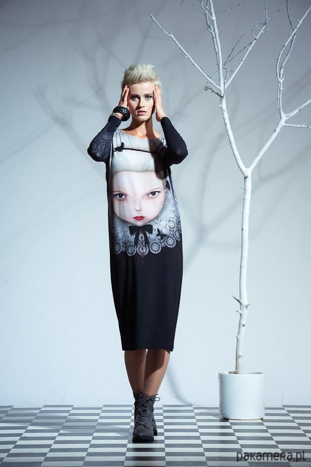 Sukienka Lady black