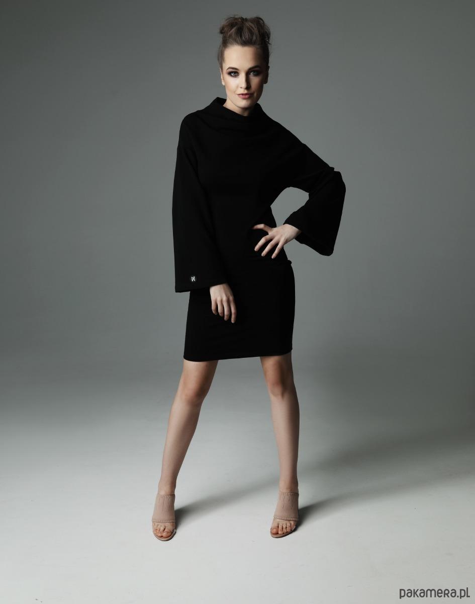 Sukienka ELLEN THE TUBE - czarna