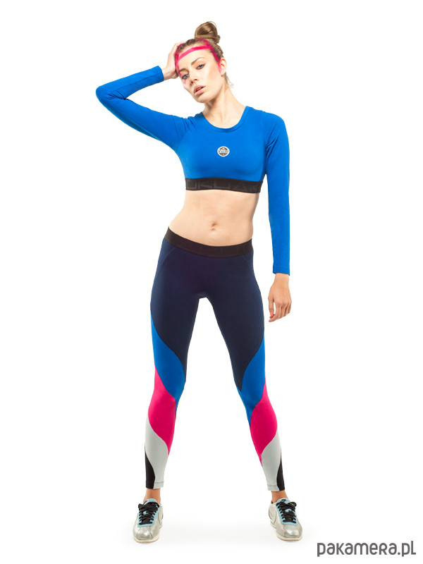 Mensa Leggings (Navy Blue)