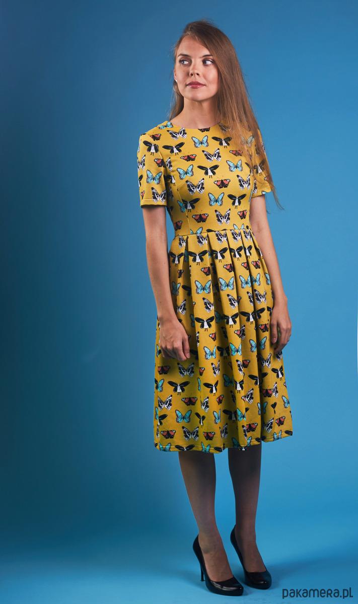 Sukienka MOTYLE 2