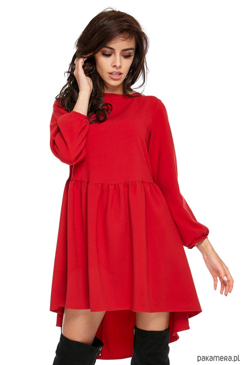 Sukienka Malwa Red