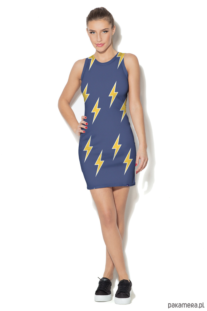 Sukienka mini cp-026w113