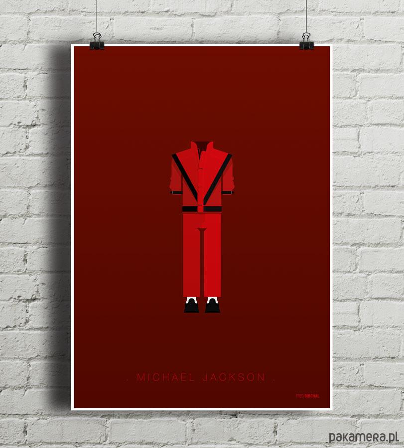 Michael Jackson Plakat Pakamerapl