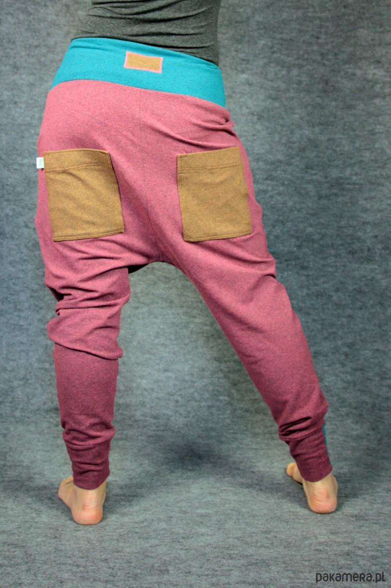 0280e94e Spodnie Peggy - yoga, taniec, ciąża - Pakamera.pl