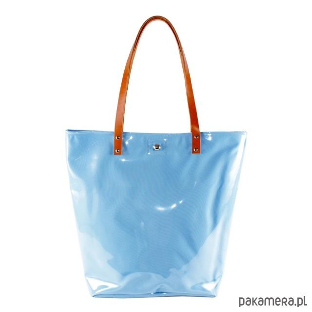 191914221b67d Torba Shoper Neon Blue - torby na ramię - damskie - Pakamera.pl