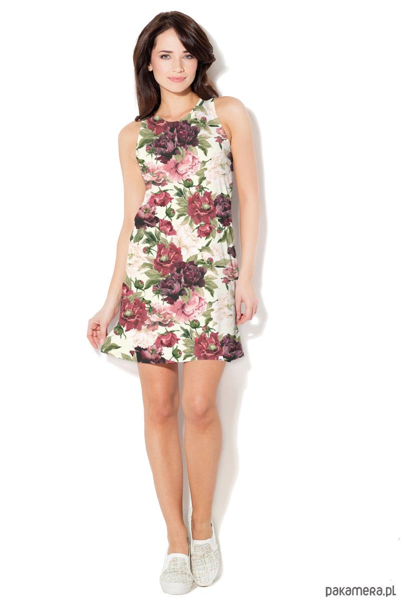 Sukienka Cp-038w187