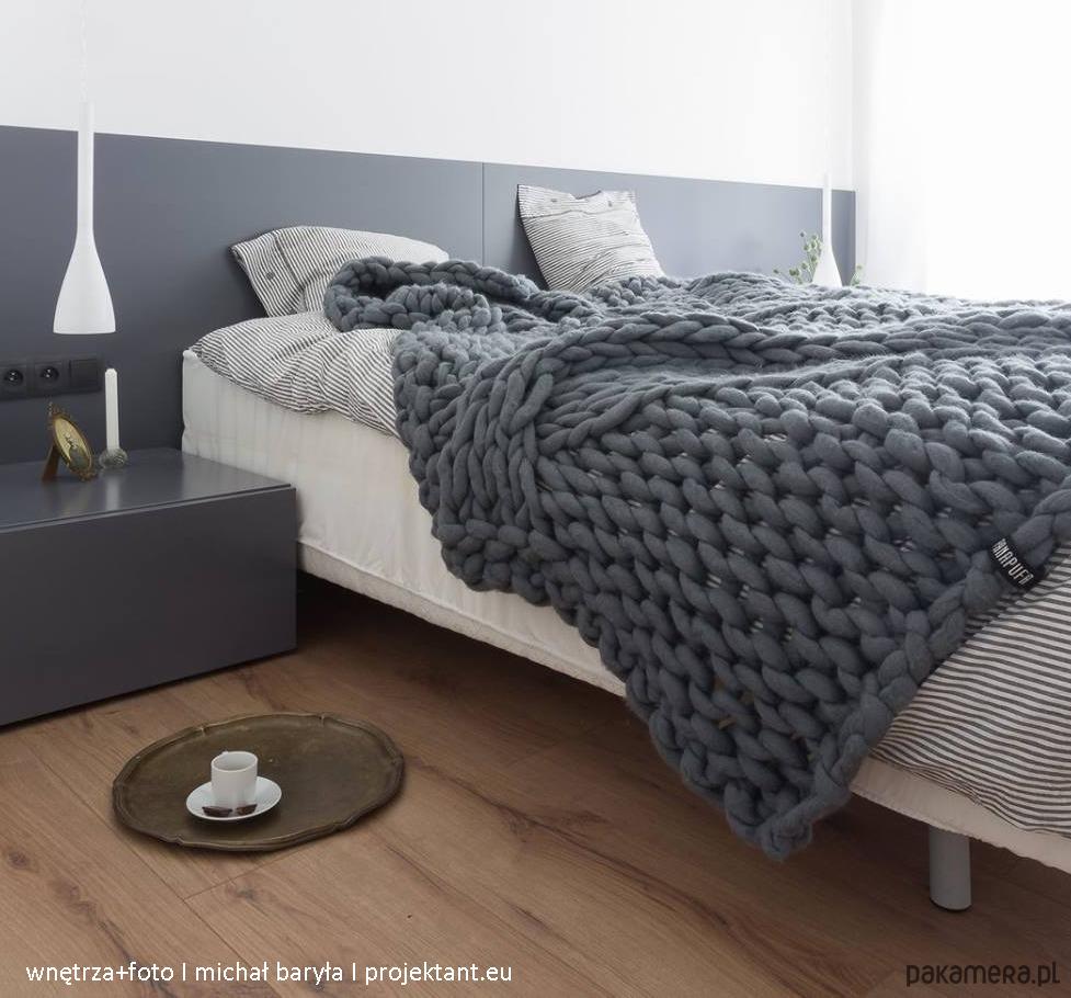 Narzuta Na łóżko 200x220 100 Wełna Tekstylia Koce Pościel
