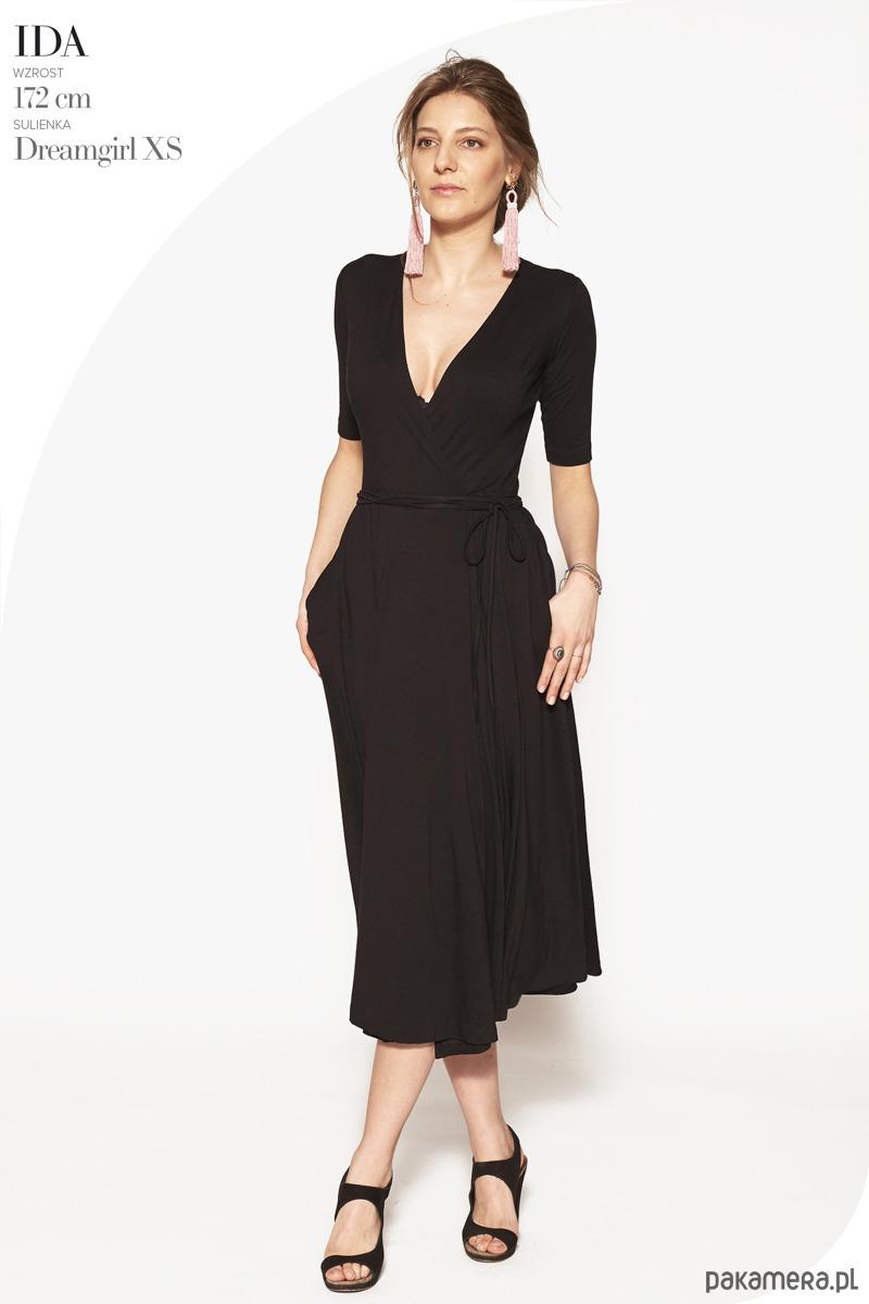Sukienka DREAMGIRL czarna