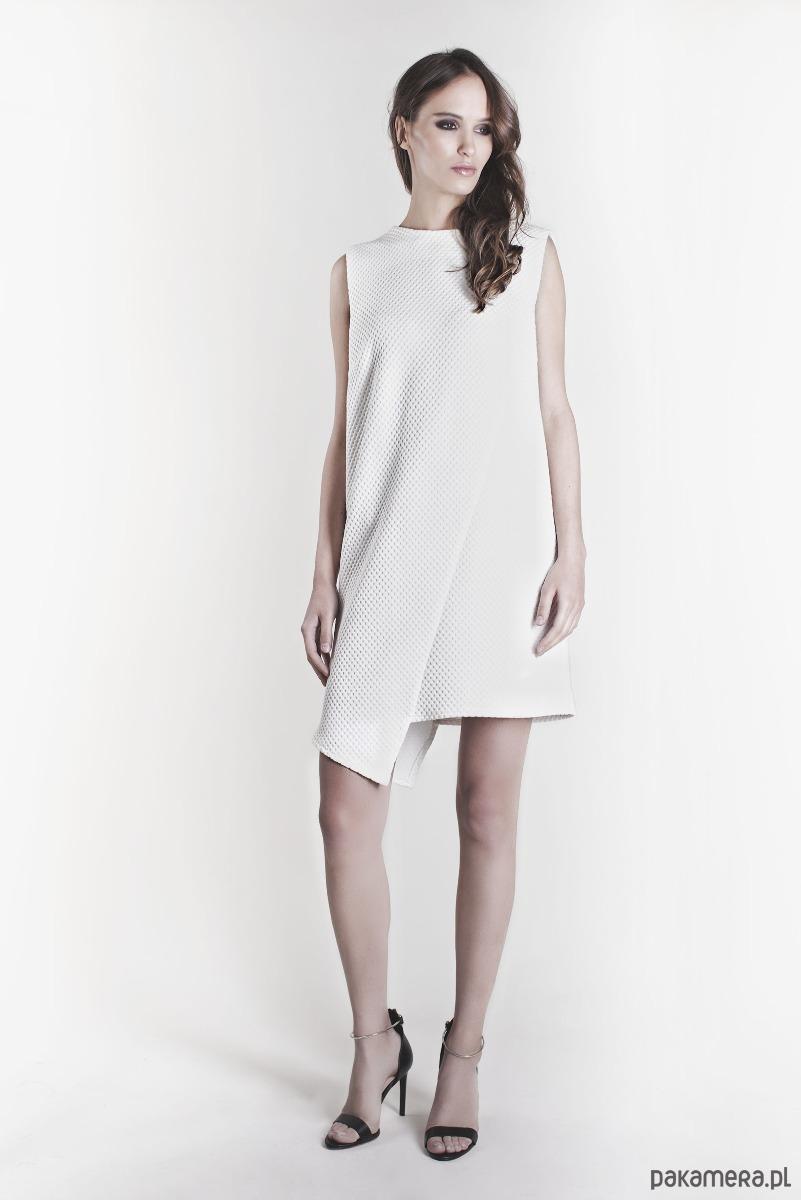 Sukienka MIYA biała