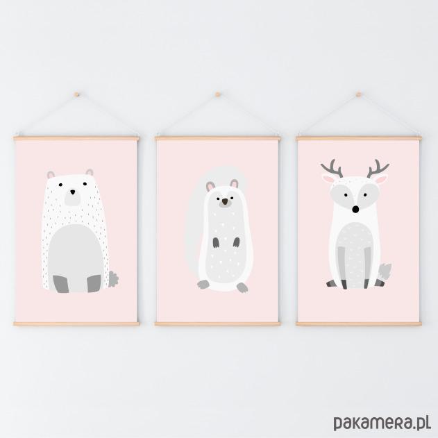 Plakaty Obrazki Do Pokoju Dziecka Pastelowe Pakamerapl
