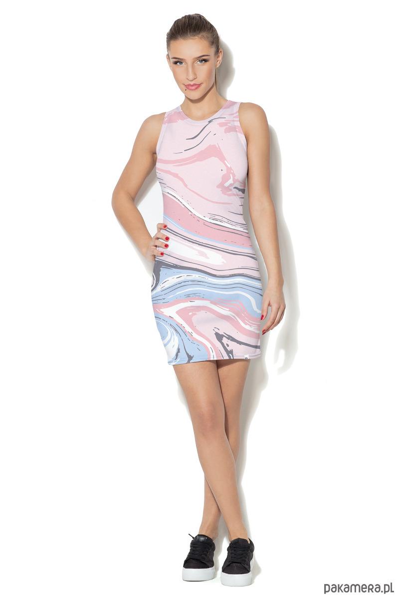 Sukienka mini cp-026w282