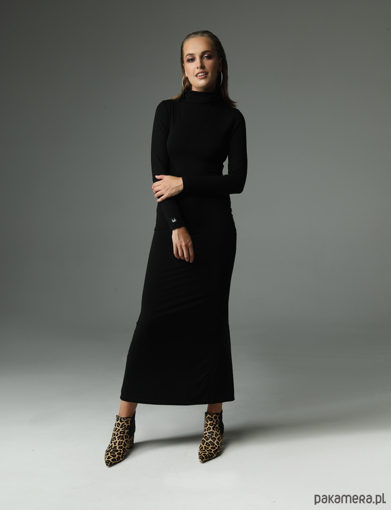 b7eda97896 Sukienka Willow - Czarny - sukienki - maxi - Pakamera.pl