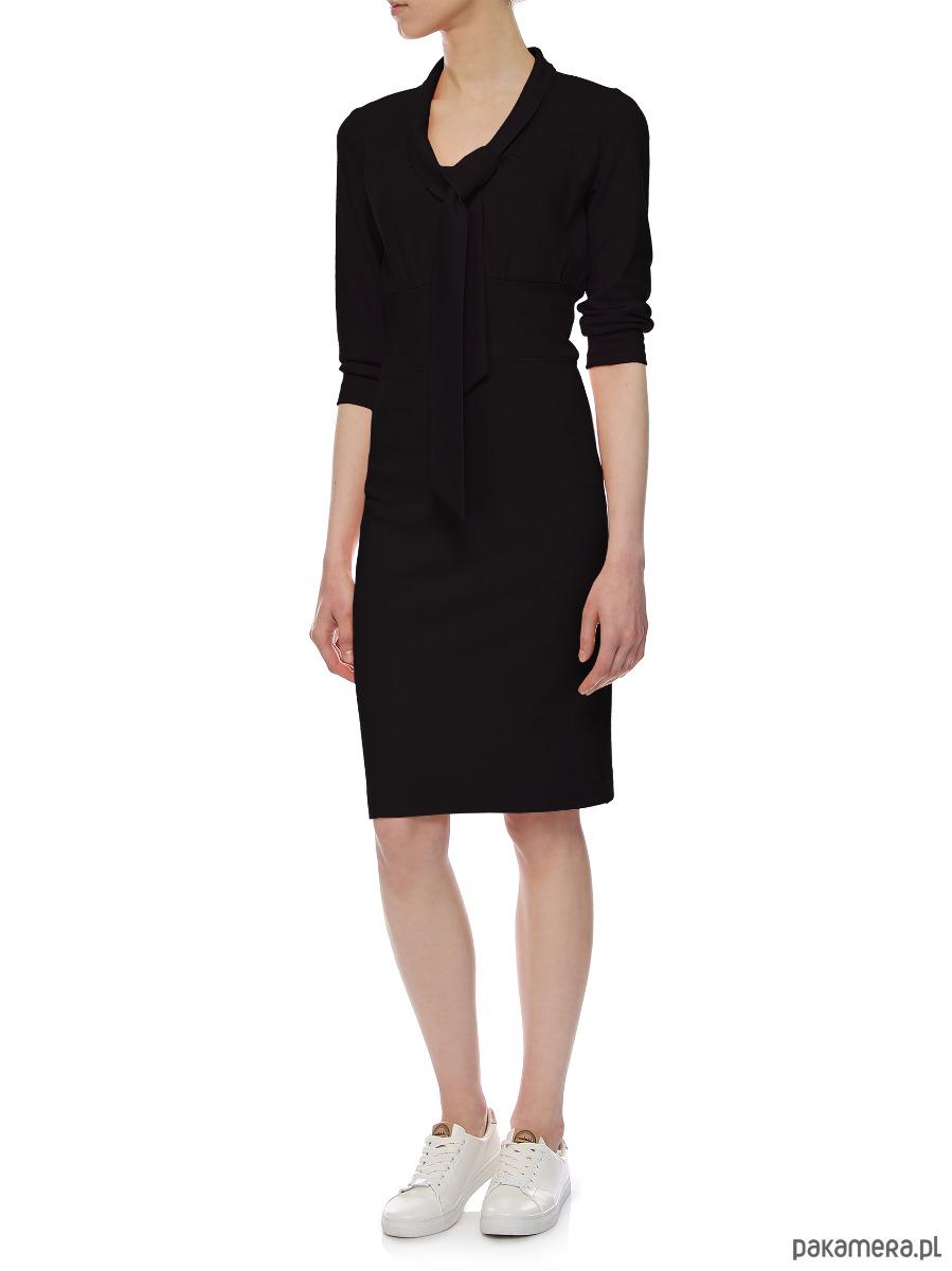 Sukienka czarna YY100087