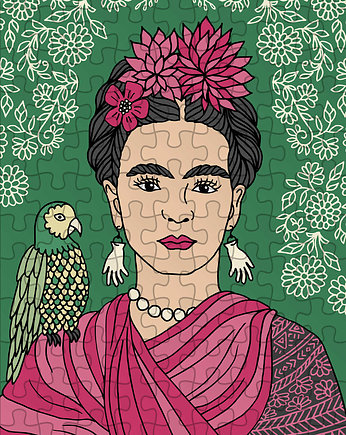 Puzzle The Legend of Frida 1000 w eco woreczku