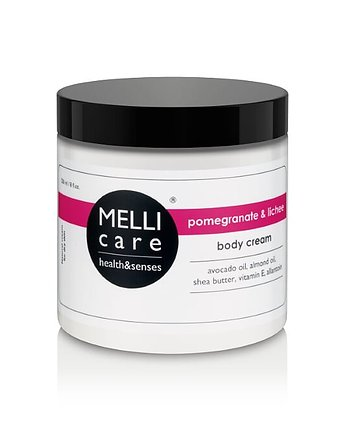 MELLI care Pomegranate&Lichee body cream 250 ml