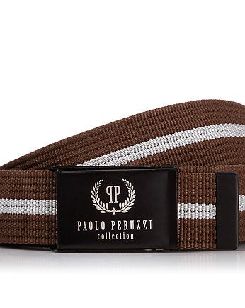 SOLIDNY PASEK PARCIANY PAOLO PERUZZI PW-15-PP