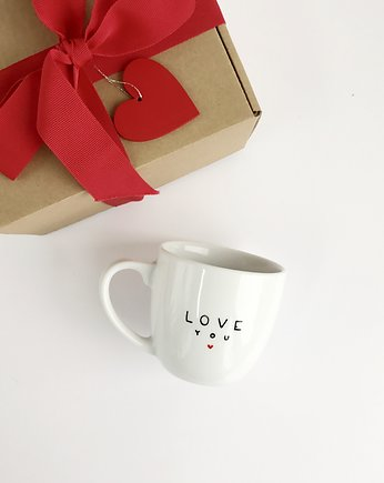 MagicMug, KUBEK 300 ML LOVE YOU