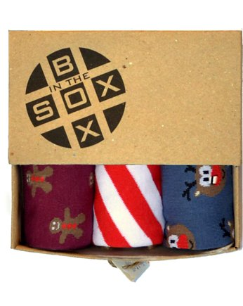 Box Świąteczny (2) - Skarpetki Sox in the Box
