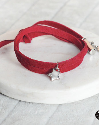 barboleta, mini red star