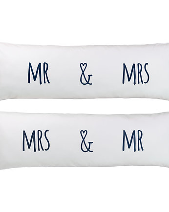 Mr Mrs Sleep, Poduszka dla dwojga One Pillow