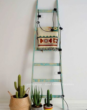 LoveRedesign, Drabina chippy look BOHO