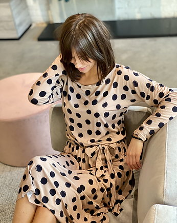 Flawless, dots dress