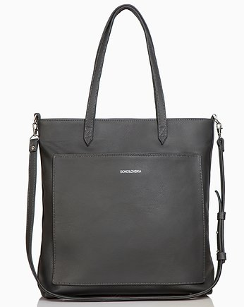 SOKOLOVSKA Torebka Pocket Shopper Soft Grey