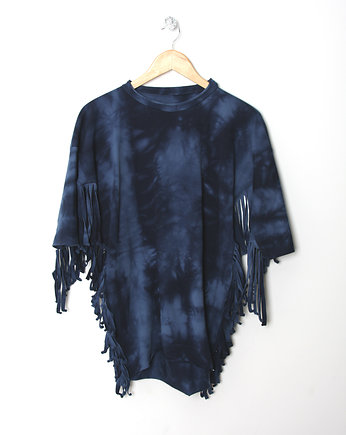 Sukienka INDIANA TUNIC DARK BLUE