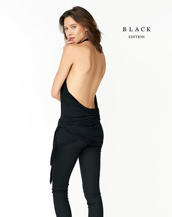 Triangle top BLACK EDITION - SELVA
