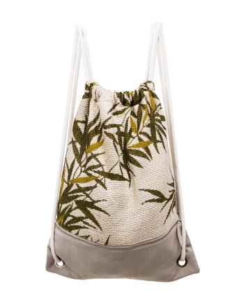 Floral Escape,  backpack light jungle