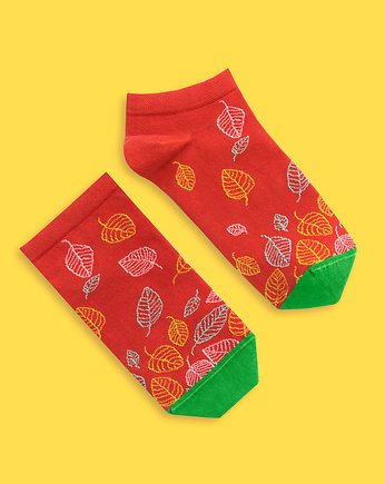 Banana Socks, Leaves - stopki BANANA SOCKS