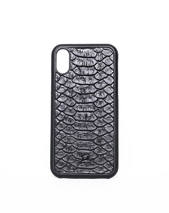 "iPhone XS Max case ""Black Python"" etui"