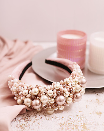 Republika jewelry, Pink pearls
