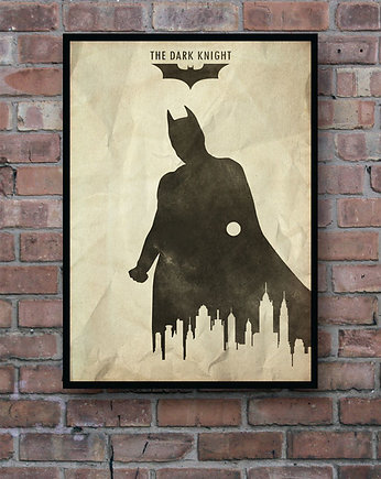 minimalmill, The Dark Knight - Batman - plakat