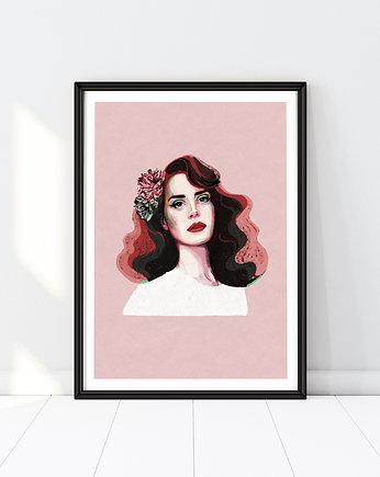 Inspiracje Postaciami, Baba Yaga, Najsłodsze Zwierzęta, Lana Del Rey.