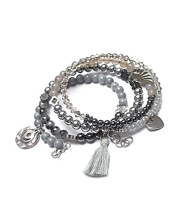 KiKa pracownia, Alloys  Collection  WRAPPED /grey/