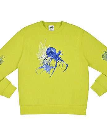Bluza Lime Spider