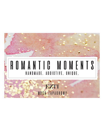 ROMANTIC MOMENTS Wosk zapachowy do kominka