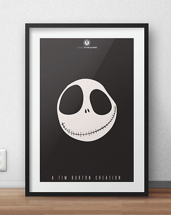 kino, Tim Burton - Nightmare Before Christmas - plakat