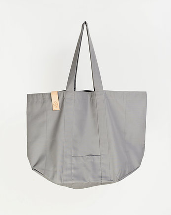 PROUDLY DESIGNED, Regular Street Bag - Szara