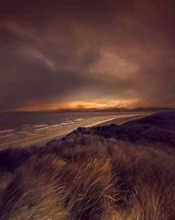 KEIT, Rossbeigh beach
