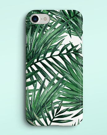 Dark Green Leaves Case