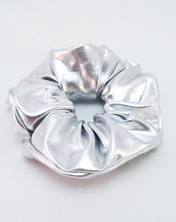 Gumka Scrunchie Mini Silver