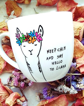hello, kubek keep calm and say hello to llama