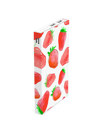 Powerbank Pattern – Strawberry