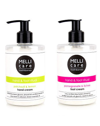 MELLI care, Hand cream 300ml + foot cream 300ml