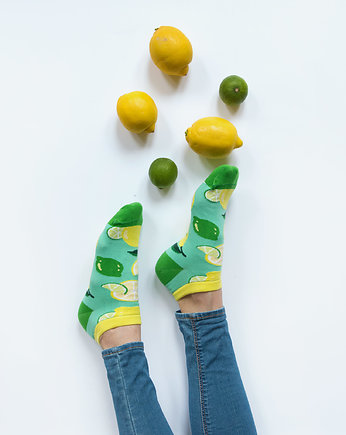 Banana Socks, Lemons - stopki BANANA SOCKS