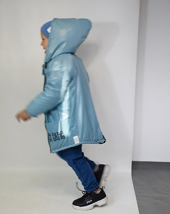 Parka d.gang blue