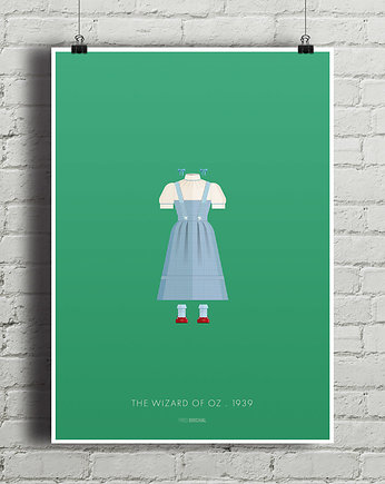 kino, The Wizard Of Oz - plakat