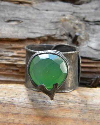 surowy, Roman Ancient Ring ;)  zielony chalcedon